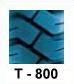 vzdušnicová pneumatika TRELLEBORG T-800