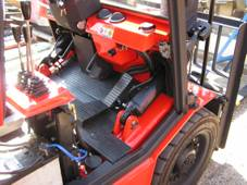 generální opravy vysokozdvižných vozíků